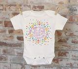 Handpicked for Earth By My Sibling In Heaven Onesie®, Sentimental Onesie, Rainbow Baby Onesie, Boho Baby Onesie, Girl Onesie