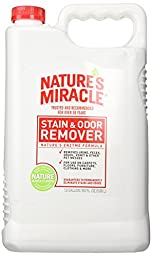Nature\'s Miracle Pet Stain and Odor Remover, 1-1/2-Gallon