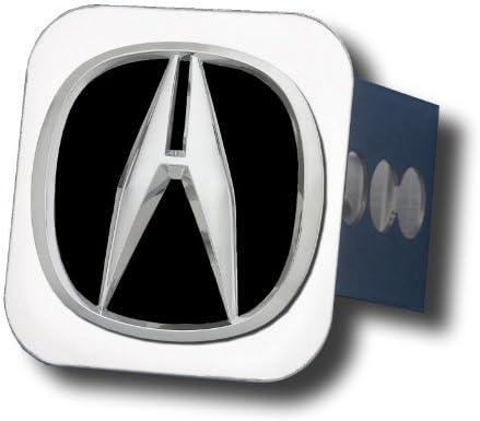 1 1//4 Inch Size Acura Logo Hitch Plug