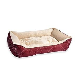 Long Rich All Season Rectangle Pet Bed