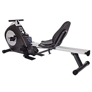 Stamina Products Conversion II Recumbent Bike / Rower (Black w/Gray)