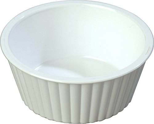 Carlisle 084502 SAN Fluted Ramekin, 4.5-o.z Capacity, 1.50 x 3.50'', White (Case of 48) by Carlisle (Image #8)