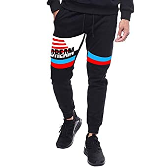 Hombre Pantalones Largos Deportivos,Subfamily® Pantalones de ...
