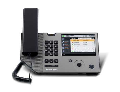 Lg-nortel Ip Phone 8540 Phone 8540 for Microsoft Ocs [並行輸入品]   B07BJ152JM