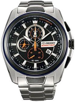[オリエント時計] 腕時計 WV0011TZ シルバー