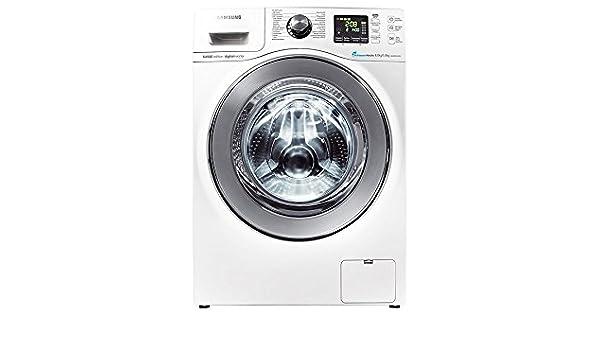 Samsung WD806P4SAWQ/WS Independiente Carga frontal Blanco lavadora ...