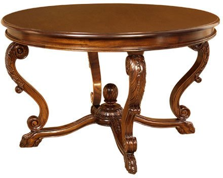 Animal Paw Round Table by Laurel Crown