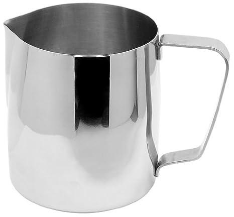Amazon.com: Fackelmann 28967 Cazo para leche (1000 ml, acero ...
