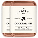 W&P Carry on Cocktail Kit, Moscow Mule, Pack of 2