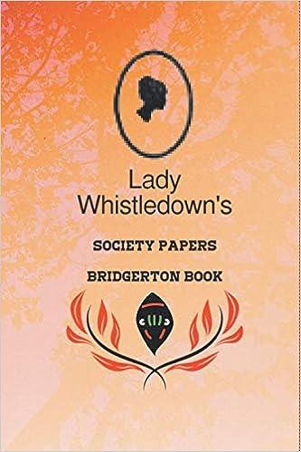 Revista de Sociedad de Lady Whistledown de Julia Quinn