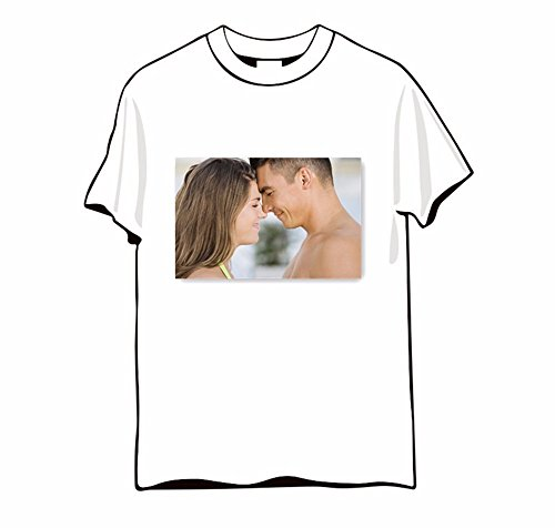 Sau Cotone Custom Bianca shirt Xiaogege Vestiti Tee Semi T Foto 100 Xl Pari shirts manicotto T Con xl T Stampa qIPEwa