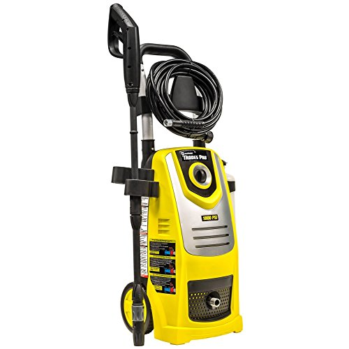 Tradespro 1800psi Electric Pressure Washer - 830271 by Tradespro