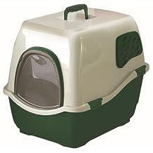"Bill 1F Deluxe Enclosed Lg Orig Dark Green 19.75x15.75x16.5"""