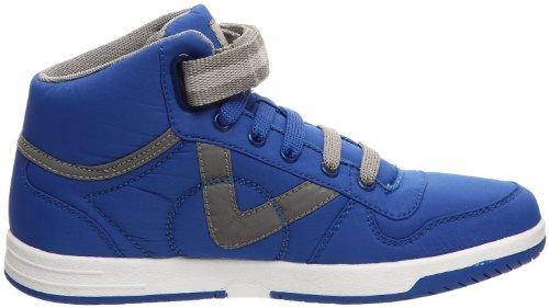 Blau Damen Indigo 12427 Sneaker victoria 5SftqxxA