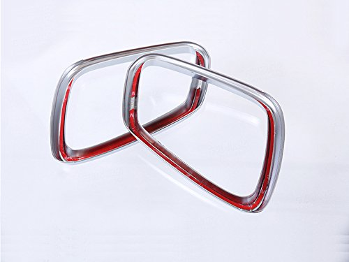 ABS Matte laterale specchietto retrovisore Wing visiera copertura pezzi per auto di BM2S