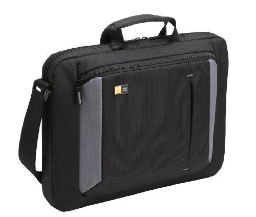 Laptop Gray Attache (Case Logic VNA-216 16-Inch Laptop Attache (Black))
