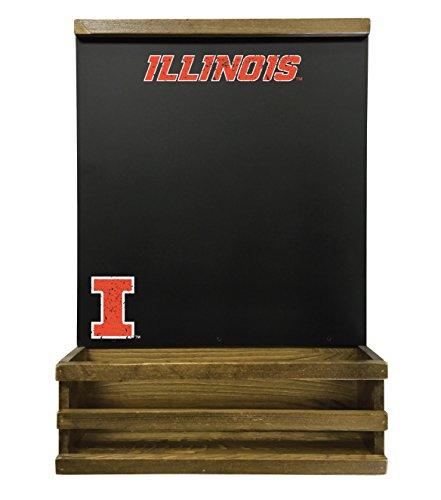 Illinois Fighting Illini Chalkboard Wall ()