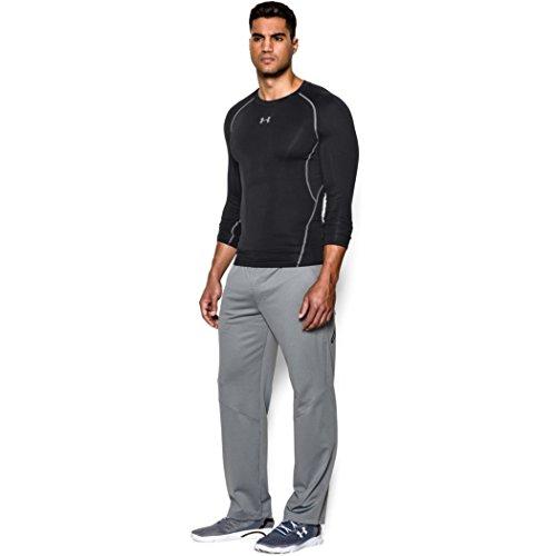 Under Armour - Camiseta de compresión interior deportiva para hombre Royal/Steel