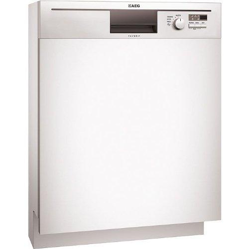 AEG F55002IM0P lavavajilla - Lavavajillas (Semi-incorporado ...