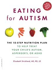 What your child eats has a major impact on his brain and body function. Eating for Autism is the first book to explain how an autism, Asperger's, PDD-NOS, or ADHD condition can effectively be treated through diet.Eating for Autism pres...