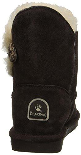 205 Brown Rosie Yellow Ii Snow Boots Bearpaw Women's Chocolate OCqcwHC8y