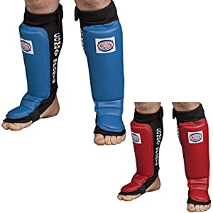 Combat Sports MMA Training Shin Guards