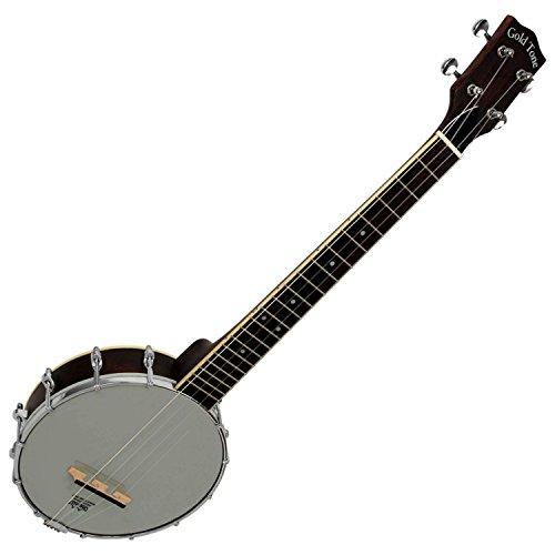- Gold Tone BUB Baritone Banjo Ukulele (Vintage Brown)