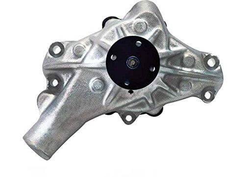 Big End Performance 60305 55-96 Sbc Long Aluminum Water Pump Std Rotation