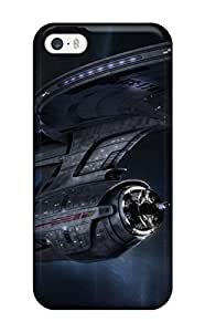 New Arrival Iphone 5/5s Case Star Trek Classic Ncc 1701 Vehicle Case Cover