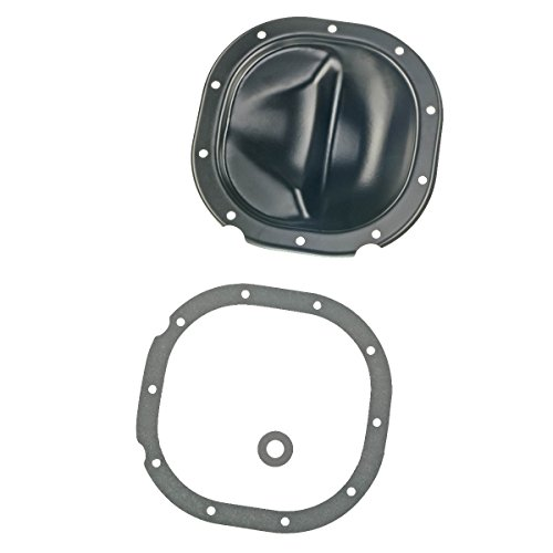 A-Premium Rear Differential Cover for Ford F-150 1983-2014 Ranger Expedition Explorer Bronco Aerostar E-150 Econoline Mazda ()
