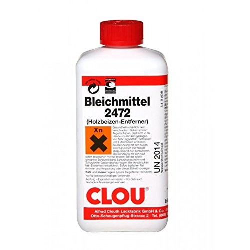Clou Profi Bleichmittel 2472 0,5 Liter