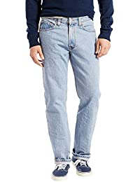 Levi's 00505 Men's 505 Regular Fit Jeans , Light Sw 37749 - 36L x 38W