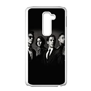 LG G2 Cell Phone Case White AM English Indie Rock Band Music BNY_6857300