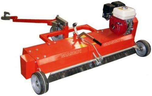 Caravaggi - Escarificador termico para Quad o tractor Ario 100M motor Honda