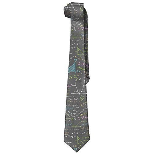 Gifts Math Neckties Groomsmen Great Silk Missions Weddings 4 Necktie Dances Tie Wide Skinny Man's Groom For Print With Necktie HUwqdPUac