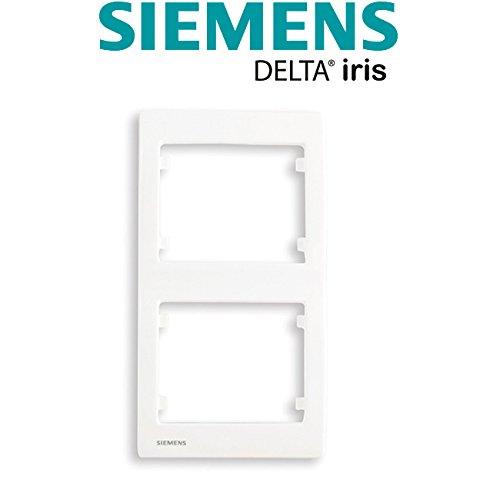 Marco Doble Vertical Blanco SIEMENS Ingenuity for life
