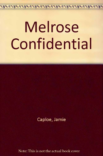 Melrose Confidential: An Unauthorized Guide to Hollywood's Hottest - Los Citadel Angeles Stores
