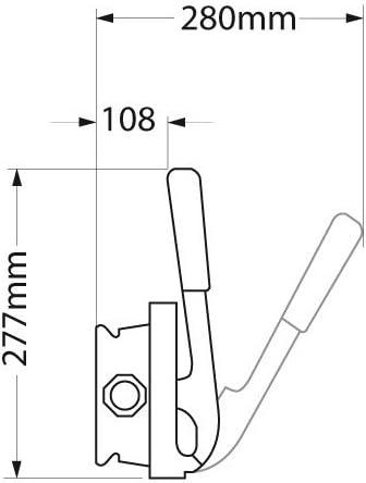 Whale Bilgesysteme Gusher Urchin Typ Ersatz Membran Klemmplatten Handlenzpumpen