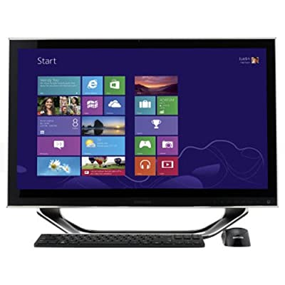 Samsung Series 7 DP700A7D-S04US, 27-Inch All-in-One Windows 8 Touchscreen Desktop with Intel Core i7 3770T, 8GB RAM, 1TB HDD