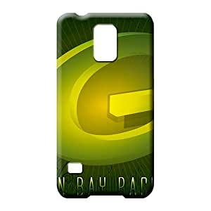 samsung galaxy s5 phone cover skin Protector High style green bay packers