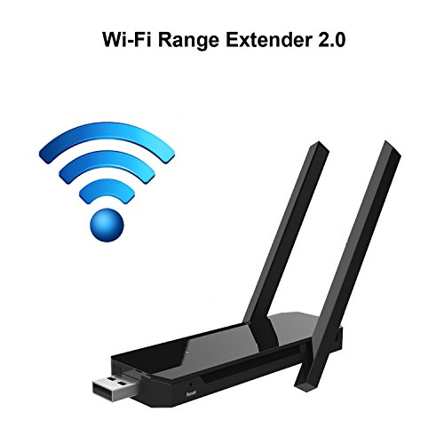 COOSA Extender Wireless Repeater High Efficiency