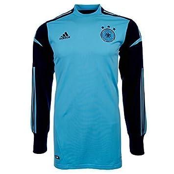 adidas X37506 - Camiseta de Portero Player Issue x21298, Azul Claro, Extra-Large: Amazon.es: Deportes y aire libre