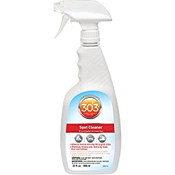 303 (30209) Spot Cleaner and Stain Remover for Carpet, Fabric and Upholstery, 32 Fl. oz.