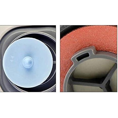 Functy 7pcs / set Pintura Rociar similares para el gas máscara de la cara llena máscara del respirador: Amazon.es: Bricolaje y herramientas