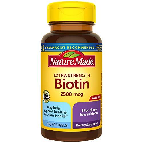 Nature Made Biotin 2500