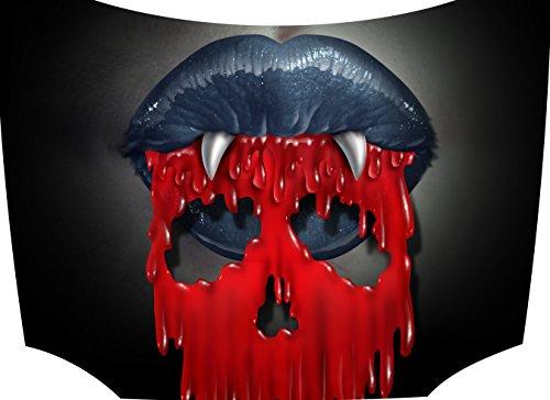 Bonnet Sticker Vampire: