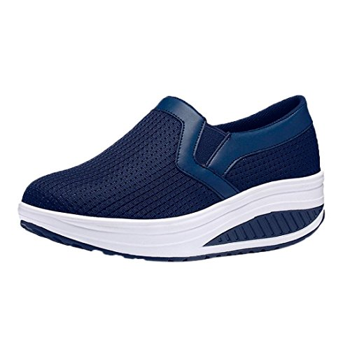 Women Shoes, Limsea Fashion Breathable Shoes Casual Sneakers Fitness Shoes Platform Sneaker