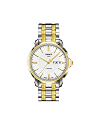Tissot Automatic III Two-Tone Mens Watch T0654302203100