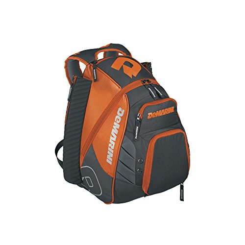 DeMarini Voodoo Rebirth Backpack, Orange