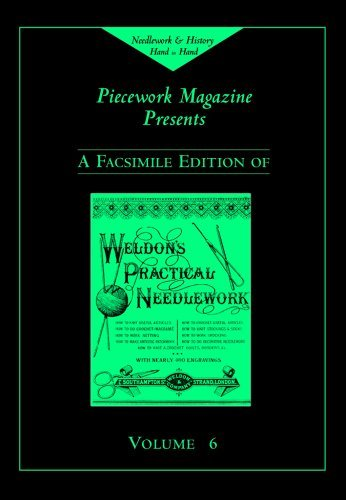 Weldon's Practical Needlework, Volume 6 (Weldon's Practical Needlework series) by PieceWork Magazine (2002-04-01)